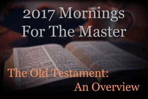 Old Testament Study