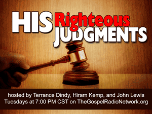 His Righteous Judgments